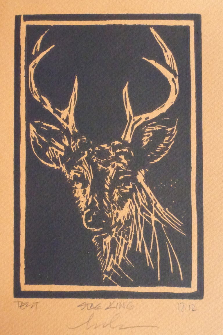 stag king-pastel