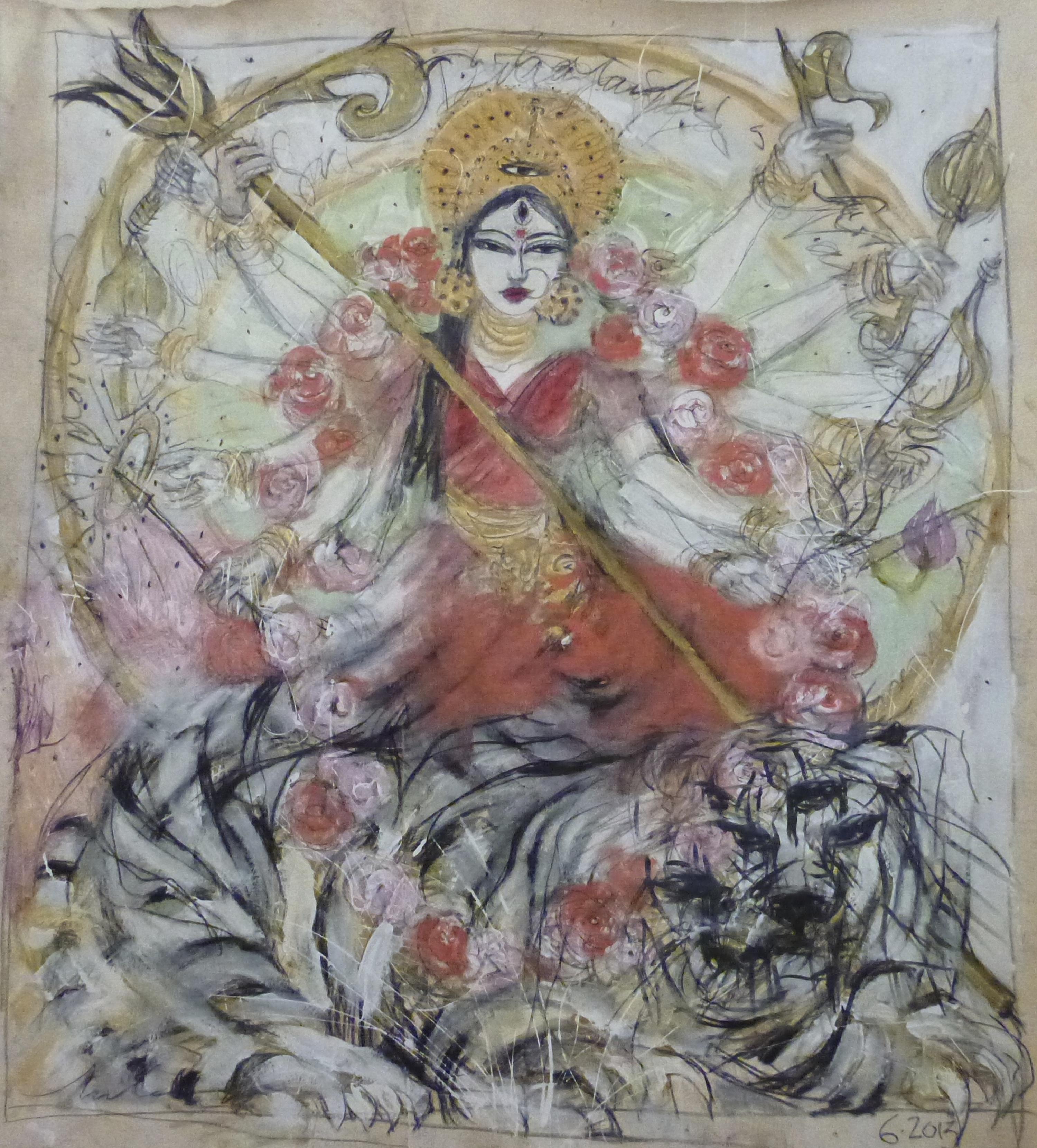 durga-painting