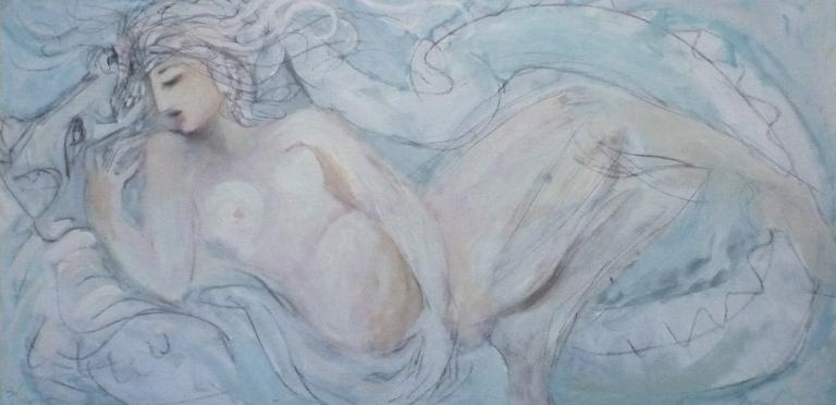 after john deare's venus-painting